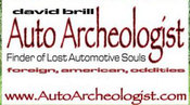 More Listings from Auto Archeologist