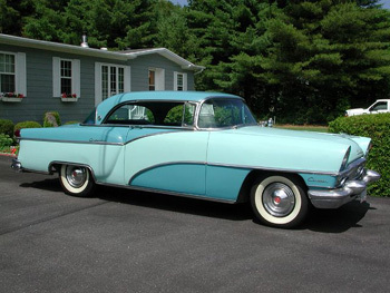 1955 Packard Clipper Custon Constellation