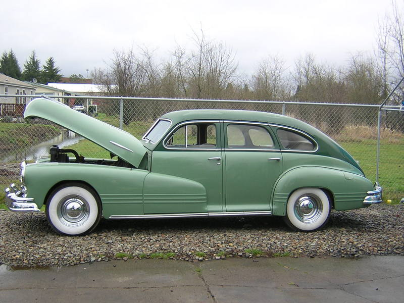 1947 Pontiac Streamliner 4dr For Sale In Salem Oregon
