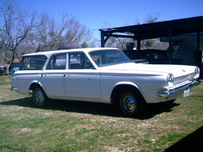 1963 Dodge Dart Wagon