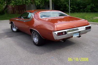 1973 Plymouth Roadrunner