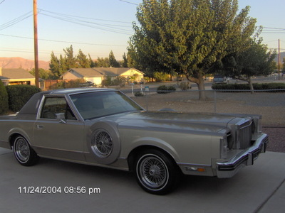 1980 Lincoln Continental  Mark VI