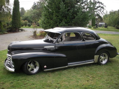 1947 Chevrolet Deluxe Coupe