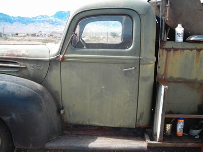 1947 Ford Utility Truck (commercial)