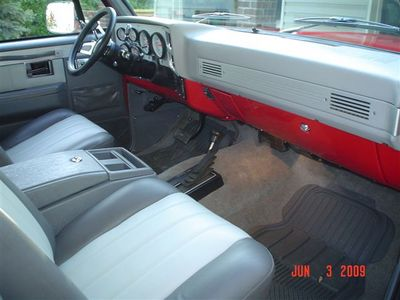 1981 GMC K1500 Shortbox 4x4
