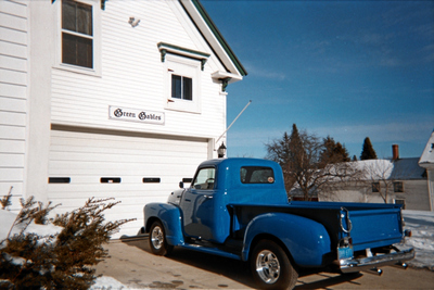 1949 Chevrolet 3100 Series 1/2 Ton Short Bed