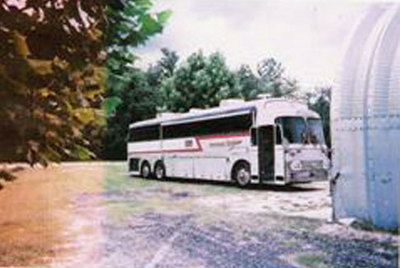 1966 Eagle Silver Eagle Bus Conversion