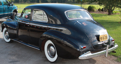 1940 Oldsmobile Custom 90
