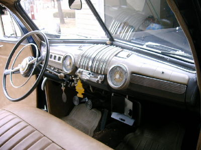 1947 Ford super delux