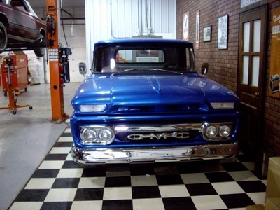 1962 GMC Long Box Step Side