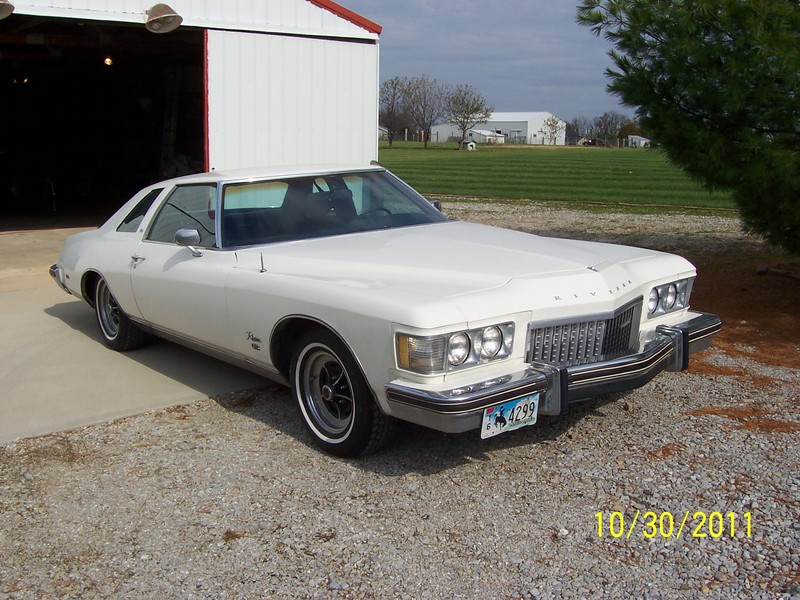 1974 Buick Riviera GS Stage 1