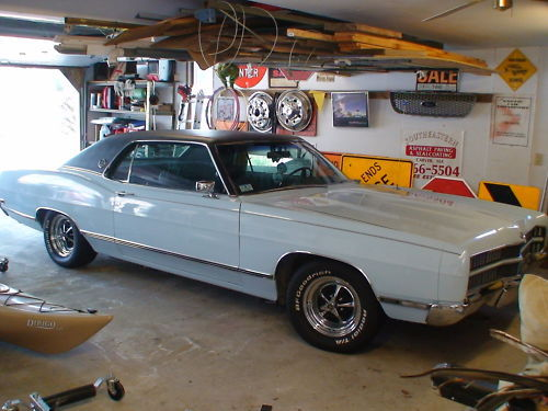 1969 Ford Galaxie LTD