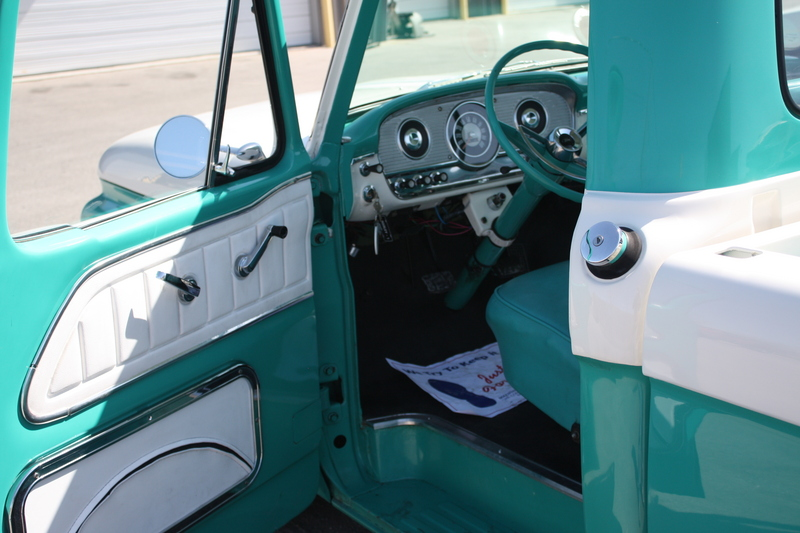 1964 Ford F100 Custom Cab