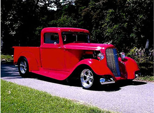 1934 Dodge Dodge Bros. Pickup