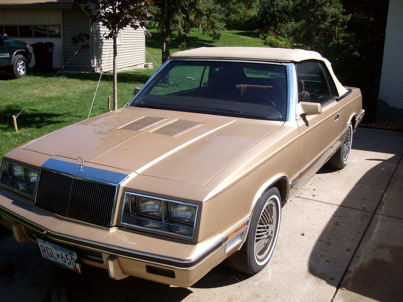 1984 Chrysler labaron mark cross