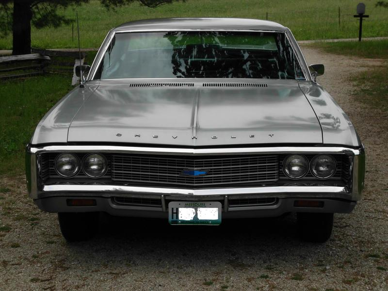 1969 Chevrolet Impala For Sale in St james, Missouri | Old Car Online