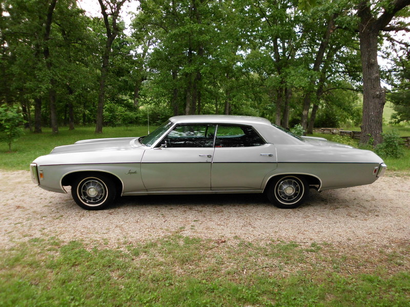 1969 Chevrolet Impala For Sale In St James Missouri Old Car Online