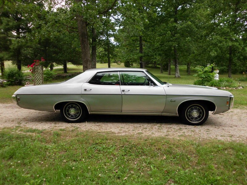 1969 Chevrolet Impala For Sale in St james, Missouri | Old ...