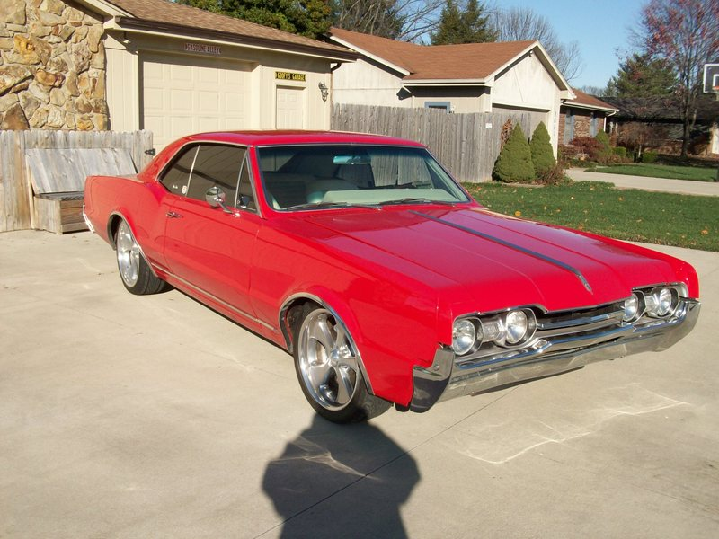 1967 Oldsmobile Cutless