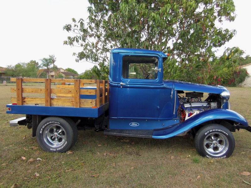 1934 Ford flatbed