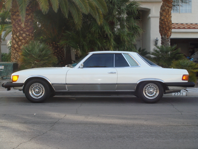 1975 Mercedes Benz 450slc
