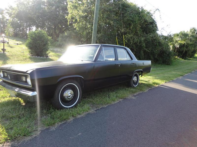 1970 Plymouth valiant