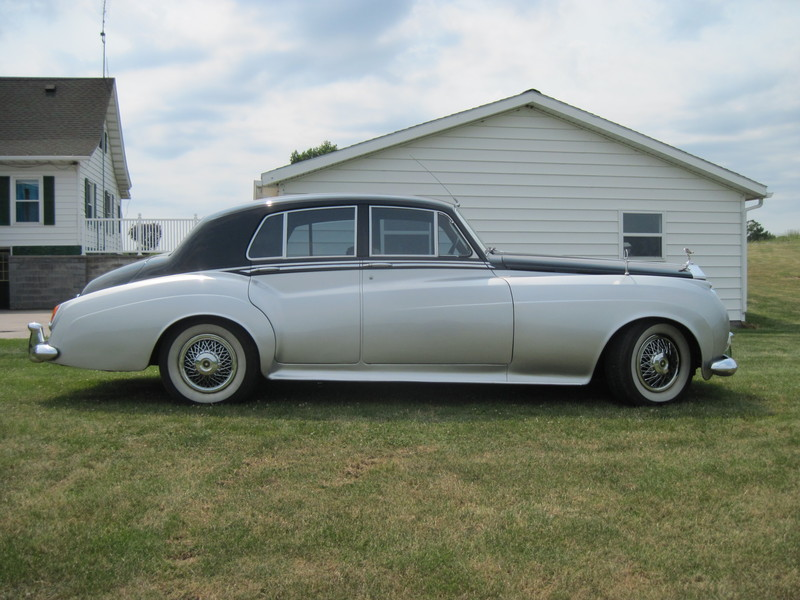 1958 Rolls Royce Silver Cloud
