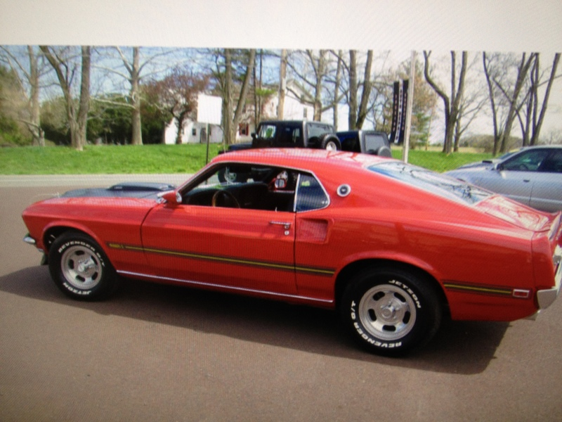 1969 Ford Mustang - $25,000 USD