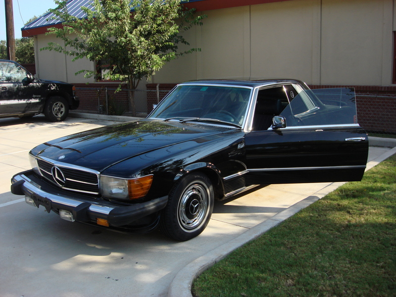 1977 Mercedes Benz 450SLC