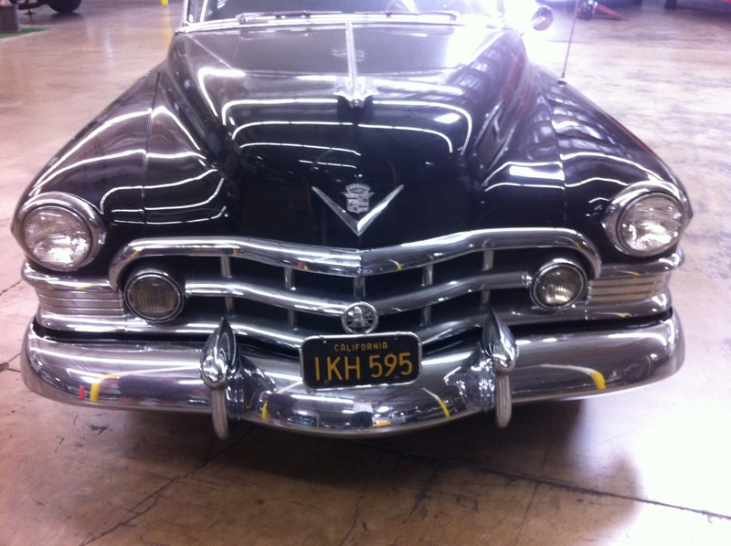 1950 Cadillac Series 62, 4 door