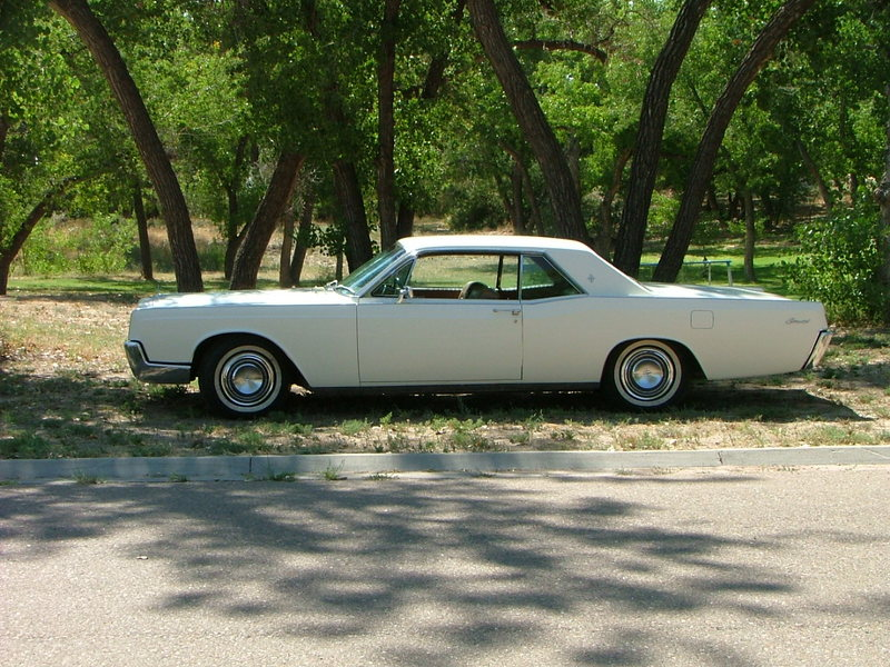 1967 Lincoln 2 Door Hard Top