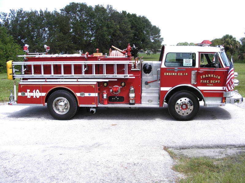 1978 Other AMERICAN LA FRANCE CENTURY FIRE ENGINE