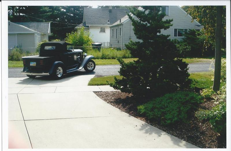 1932 Chevrolet ROADSTER/PICKUP