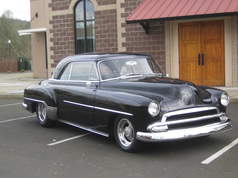 1952 Chevrolet Bel Air
