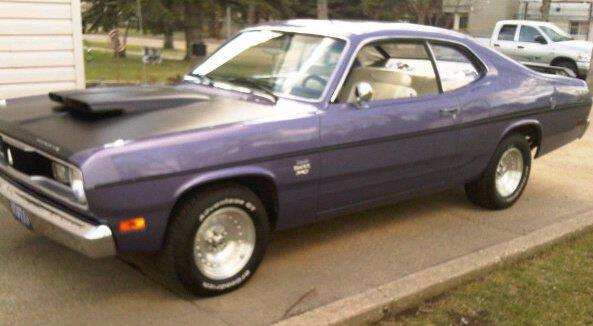 1970 Plymouth valiant duster