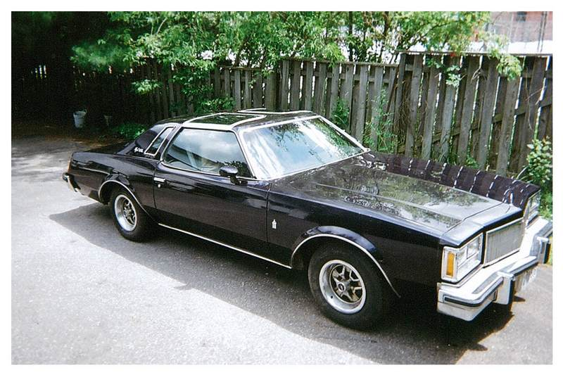 1976 Buick regal