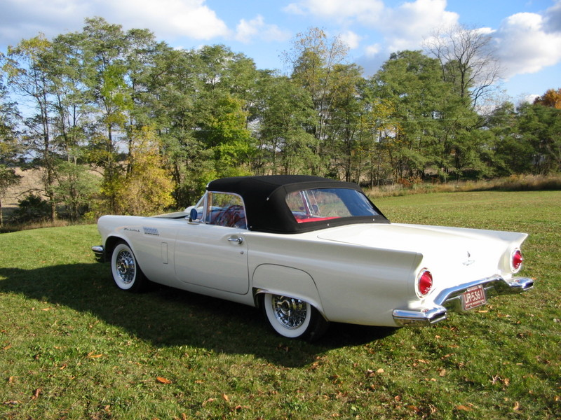 1957 Ford Thunderbird E