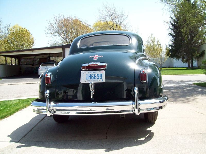 1947 Chrysler Windsor Coupe
