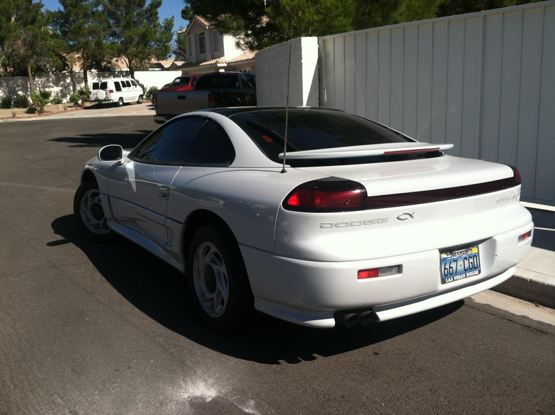 1993 Dodge Stealth 2D Coupe R/T