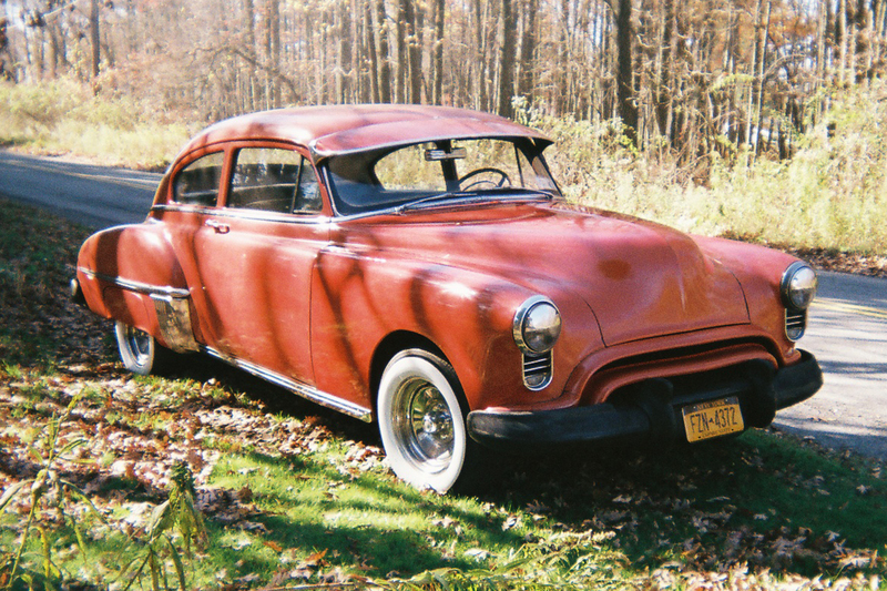 1950 Oldsmobile 88/2 DOOR FAST BACK