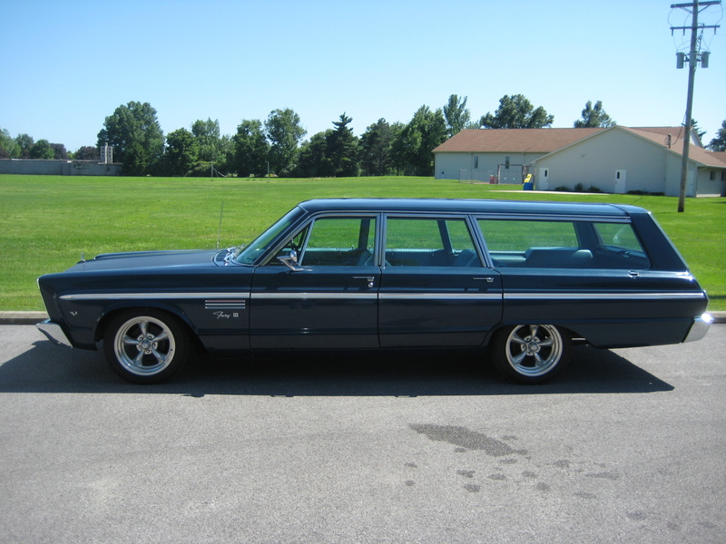 1965 Plymouth Fury III Wagon