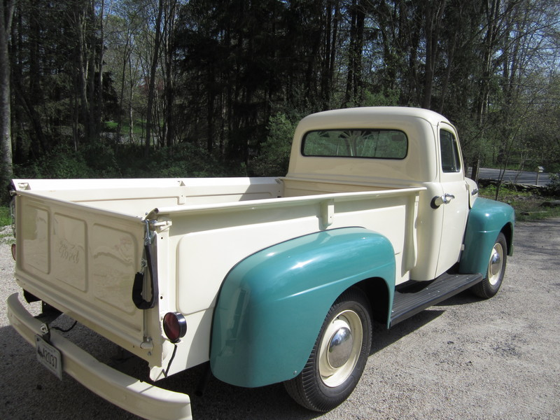 1951 Ford F-3