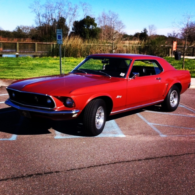1969 Ford Mustang - $13,000 $12,000 USD