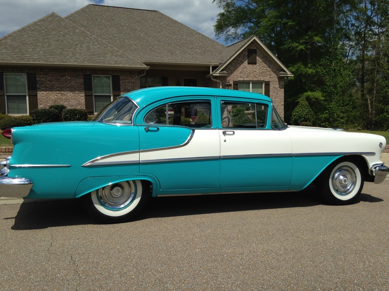 1955 Oldsmobile Super Rocket 88