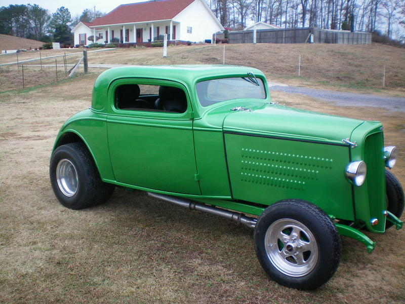 Chevrolet classic cars trucks for sale on for 1933 chevy 3 window coupe