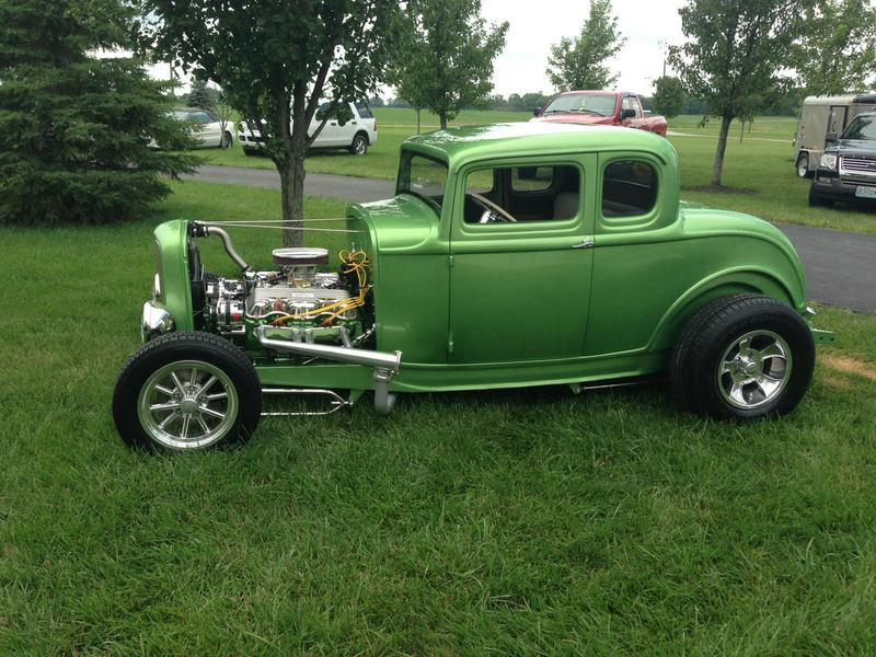 32 ford 5 window coupe for sale in ohio autos post. Black Bedroom Furniture Sets. Home Design Ideas