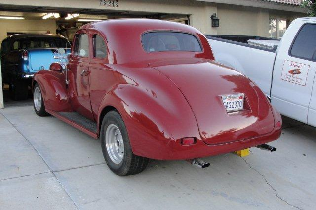 1939 Chevrolet Business Coupe