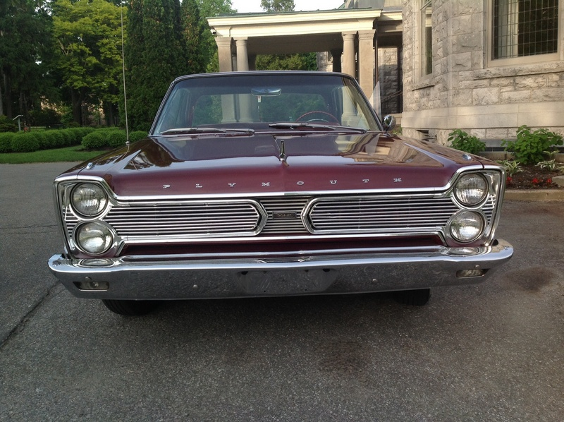 1966 Plymouth Vip For Sale in Montreal, Quebec | Old Car ...