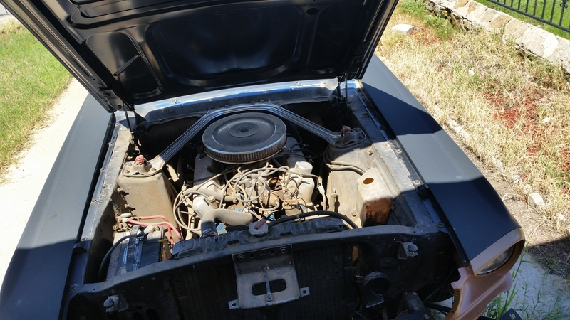 1967 ford mustang for sale in el paso texas old car online for S s motors el paso tx