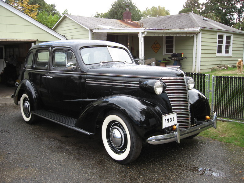 1938 chevrolet master deluxe for sale in seattle for 1938 chevy 4 door sedan for sale